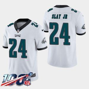 Philadelphia Eagles Darius Slay White Jersey
